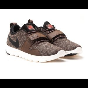 Nike SB Trainerendor Barbeque Brown Shoes 10
